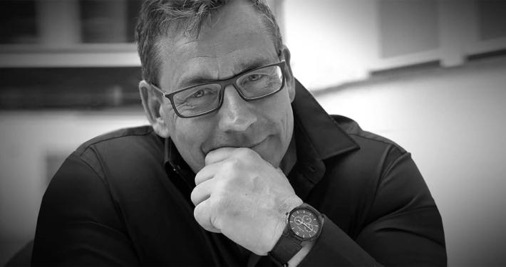 Portrait Bernd Kiesewetter