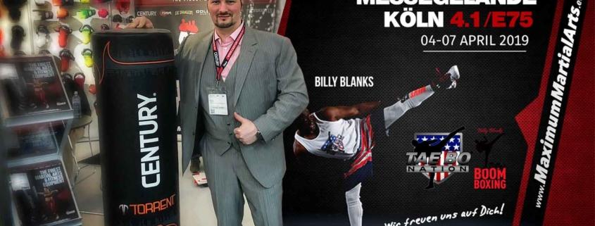 Markus Liedtke, Inhaber und Geschäftsführer der Maximum Martial Arts