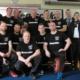 BU:Wettkämpfer des KBV Bautzen mit Betreuern und Kampfrichtern