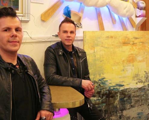 Ethik Society zeichnet Künstlerduo Iven Orx und Aaron Vinn aus